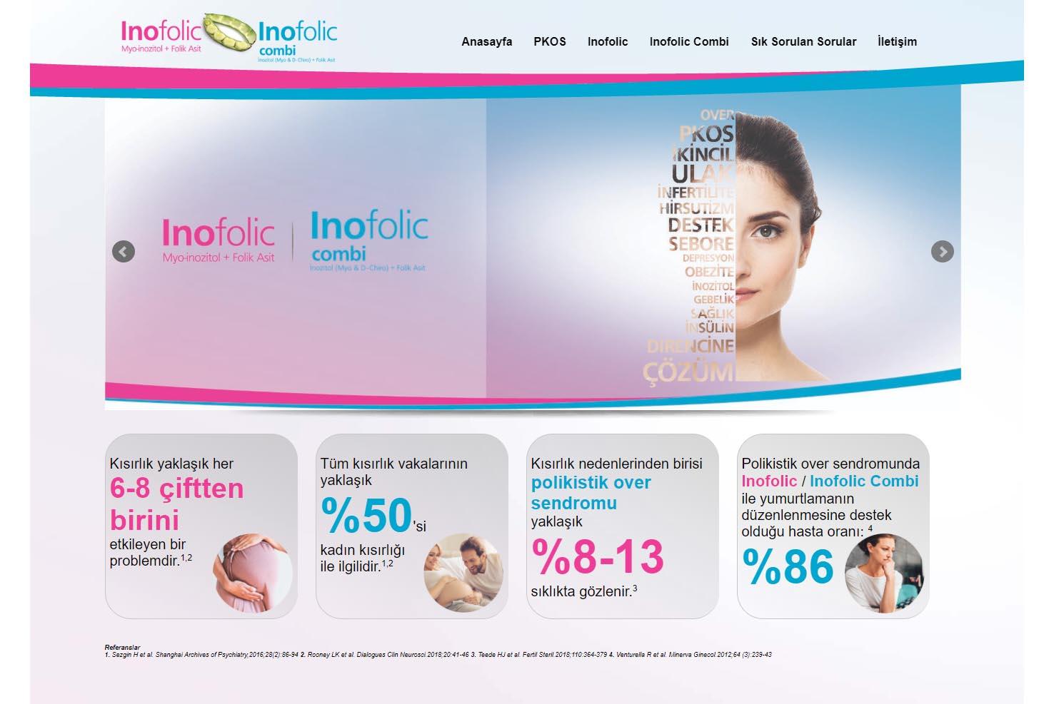 Inofolic & Inofolic Combi Web Sitesi