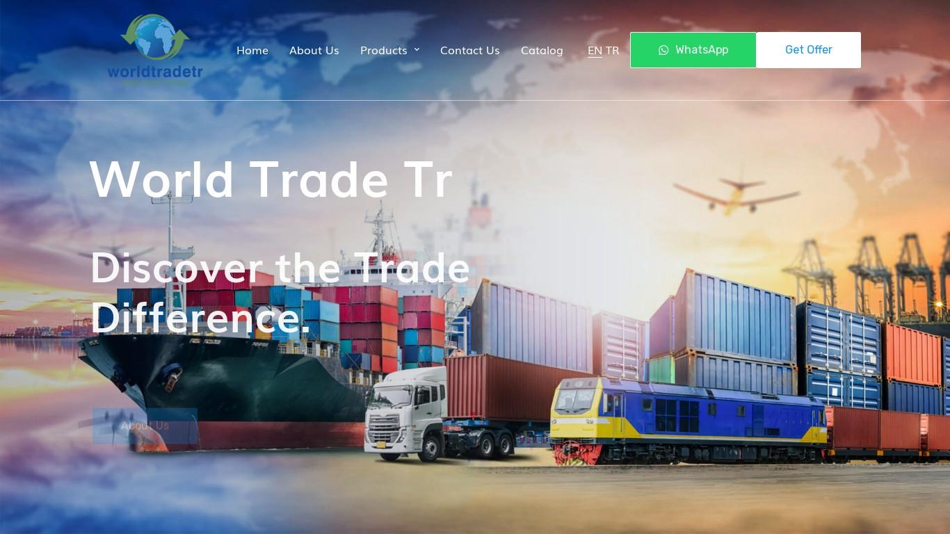 World Trade Tr Export Import Company