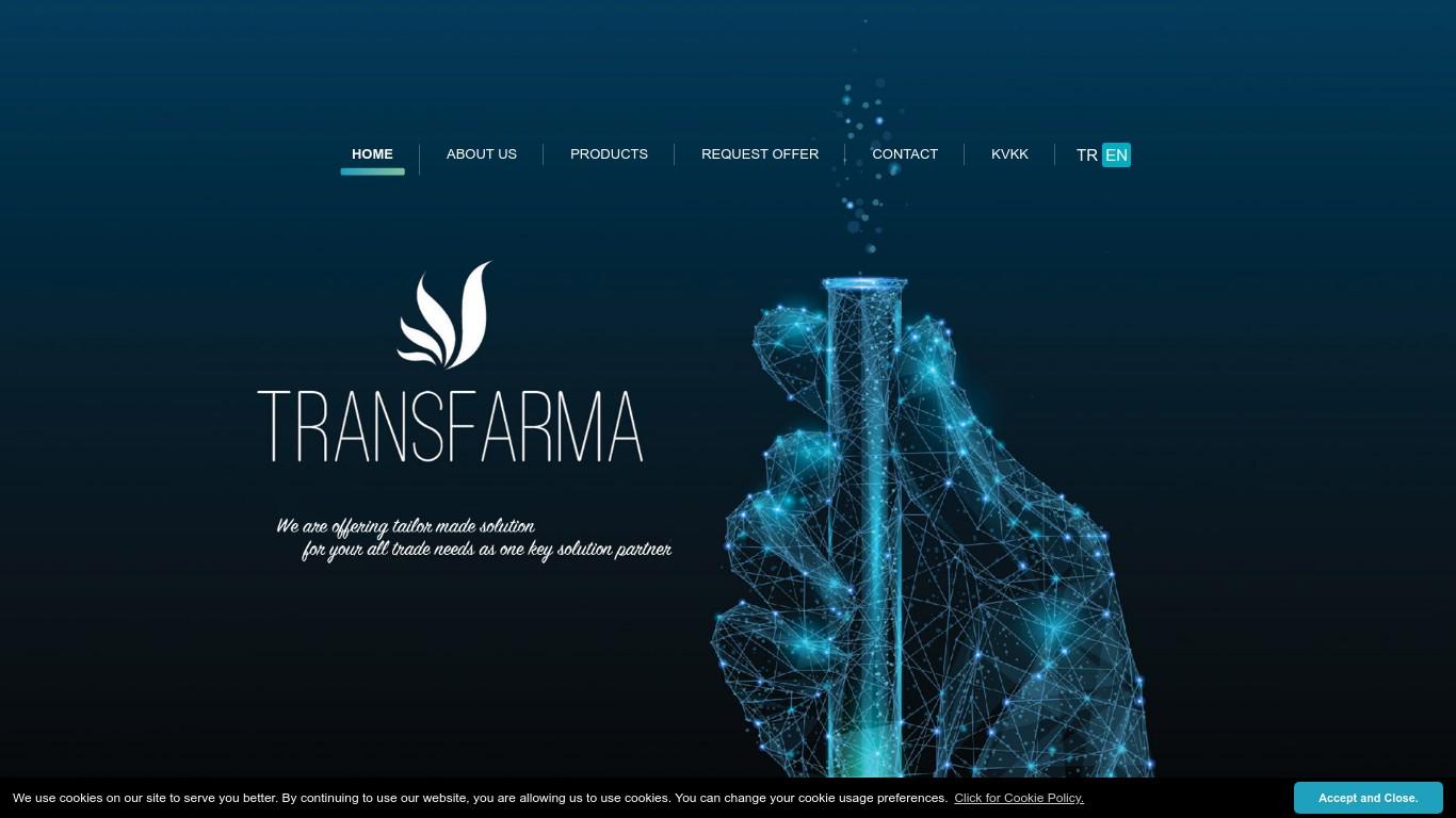 transfarma_web_tasarim